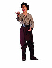 RENAISSANCE BOY PEASANT GOLD MINER SHAKESPEARE PLAY MEDIEVAL CHILD COSTUME 90113