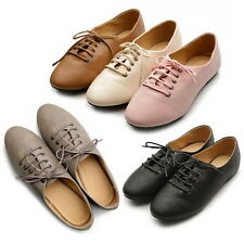 Womens Shoes Ballet Flats Loafers Lace Ups Oxfords
