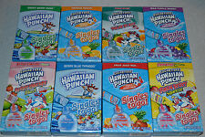 Sugar Free Hawaiian Punch Singles To Go! 8 Various Flavors  ~~~~  Sugar Free
