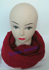 CACHE-COU,SNOOD,ECHARPE,SCARF maille tricot