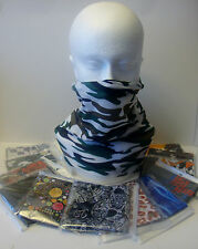 Brand New - Bandana/Multifunctional head scarf's/neck tube - sports/motorcycle