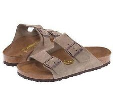 Birkenstock Men Shoe Sandal 951301 Arizona Taupe Soft 9 10 11 12 42 43 44 45