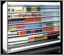 Multideck Chiller | Open Dairy Chiller | Remote Chiller Cabinet