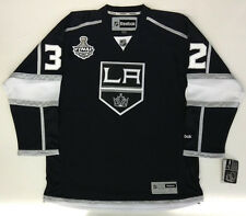 JONATHAN QUICK 2012 STANLEY CUP LOS ANGELES KINGS REEBOK JERSEY SEWN CUP PATCH