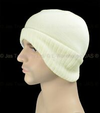 1 Knit Unisex Men Skiing Winter EAR FLAP muff  warmer FLEECED Thermal Beanie Hat