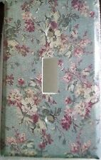 Light Switch Plate Switchplate & Outlet Covers VICTORIAN MIRABELLA FLORAL