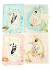 Baby Shower Party Favor Souvenir Gift Keepsake Picture Frame Place Card Boy Girl
