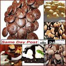 Luxurious Chocolate Fountain Buttons 250g 500g  700 For Celebrations and Parties