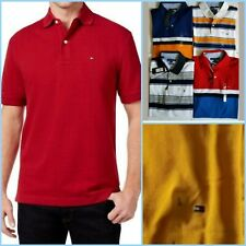 TOMMY HILFIGER Mens Polo shirt DiFF Colors SIZES