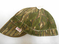 NWT Comeaux Caps Welding Welders Hats Reversible Realtree Camouflage Camo