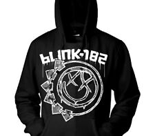 Official BLINK 182 Hoody Hoodie Logo STAMP Smiley All Sizes