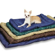 Dog Beds Indoor Outdoor Crate Mats Water Resistant Durable Pet Bed Collection