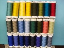 Sulky Thread  40 wt. 250 yds Bx3 Bg2 Quilt Sewing Machine Embroidery 20H3