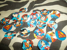 Pre Cut COMIC HERO One Inch Bottle Cap Images! FREE SHIPPING