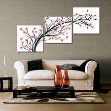 Artistic painting Wall Decorative Canvas Print Set Of 3 high quality - Framed