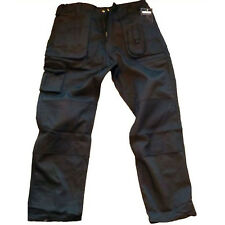 "2 x Baratec Workman Work Trousers Cargo Combat Pants Knee Pad Pockets W32"" - 44"""