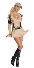 Adult Sexy Ghostbusters Costume Halloween