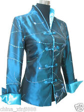Junoesque Chinese Style Embroidery Clothing Jacket SIZE :S-3XL