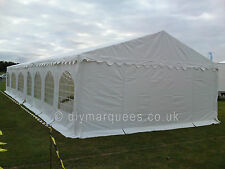 New Very Heavy Duty 6x14m Deluxe DIY Marquee (approx 20ft x 46ft)
