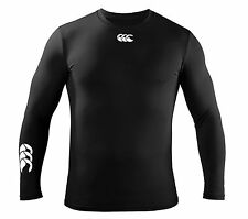 CANTERBURY BASE LAYER COLD LONG SLEEVE TOP - KIDS SIZES - BRAND NEW WITH TAGS