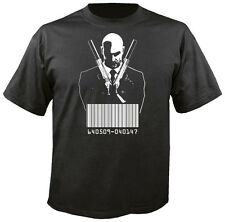 Hitman Agent 47 inspired Xbox 360 XBOX360 PS3 Black Ops 2 Call Halo T SHIRT