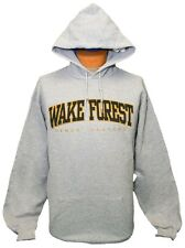 NEW!! Wake Forest University Pullover Hoodie - Demon Deacons Hooded Sweatshirt