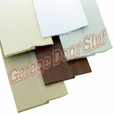 Garage Door Weather Seal-Door Stop-Side & Top Seal-FOR ANY TWO / DOUBLE CAR DOOR