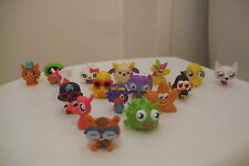 NEW MOSHI MONSTERS MOSHLING SERIES 1 INDIVIDUAL FIGURES - CHOOSE FROM LIST A-J