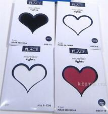 NIP~Children's Place Microfiber TIGHTS Different Colors Girl's~Free Shipping TCP