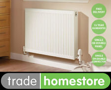 QUINN BARLO Standard Compact Radiator 600mm High Series + FREE DELIVERY