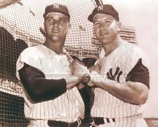 Mickey Mantle Roger Maris New York Yankees  8x10 11x14 16x20 photo 465