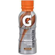Gatorade 03 Post Workout Muscle Recovery Protein Shake Case of 12 by Gatorade