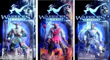 WARRIORS OF VIRTUE Action Figure (Price = One Item) FREE UK POSTAGE