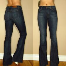 Joe's Jeans Visionaire High-Waist Flare Madelyn Dark Vintage Collection 27 NWT