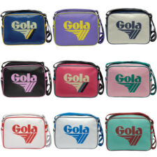 GOLA REDFORD RETRO MESSENGER SCHOOL WORK SHOULDER BAG BOYS GIRLS UNISEX NEW