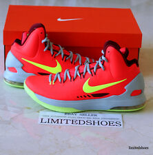 NIKE ZOOM KD V 5 CRIMSON MARYLAND iv viii x kobe lebron christmas bhm all star