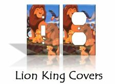 Lion King Disney Light Switch Covers Handmade Home Decor Outlet