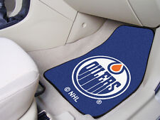 NHL CARPET CAR MATS - 2 PC SET - CHOOSE YOUR FAVORITE TEAM!