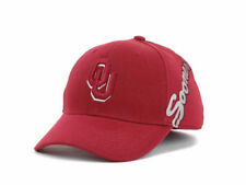 "Oklahoma Sooners NCAA TOW ""Deja Vu"" Stretch Fitted Hat New"