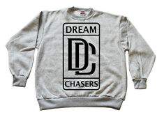 Meek Mills Dream Chasers Crewneck MMG Rick Ross Wale sweatshirt Pill shirt Gray