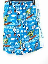 FLOW SOCIETY INKIES SURF YOUTH LACROSSE SHORTS
