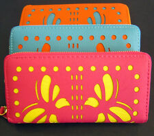 LADIES PURSES WITH BUTTERFLY DESIGN ( ELLA 72435)