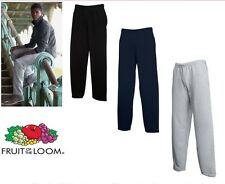 Fruit of the Loom Open leg jog pants All Sizes