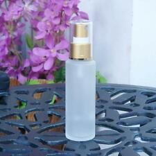 50ml Frosted Glass Bottle Atomizer Perfume Spray /20mm Free Shipping (1-10pcs)