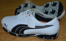 PUMA ISO PRO WIDE GOLF SHOES MENS US9/UK8 WATER PROOF SYNTHETIC UPPER NEW NO BOX