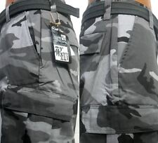 Army shorts for Men. Cargo style. Multi-pockets. Army Gray shorts. NWT. Premium