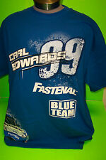 2012 CARL EDWARDS #99 FASTENAL ALL AROUND NASCAR TEE SHIRTS