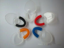 Sports Basketball Football Boxing Rugby MMA Gum Shield Mouthguard Mouth Guard