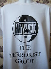 NEW HIJACK  CUSTOM T SHIRT UK HIP HOP 90's RAP RHYME SYNDICATE ICE T OLD SCHOOL