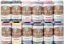 Baker's Twine, 240 yd, 4 Ply, Multi-color, Scrapbooking, Package Wrap, Gift Wrap